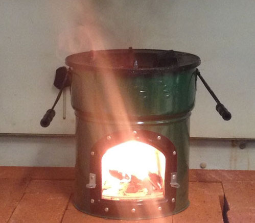 cookstove CER is testing in their labs